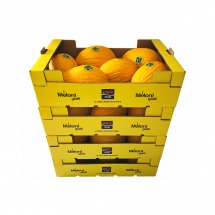 Meloni Gialli Biologici Grandi Quantità