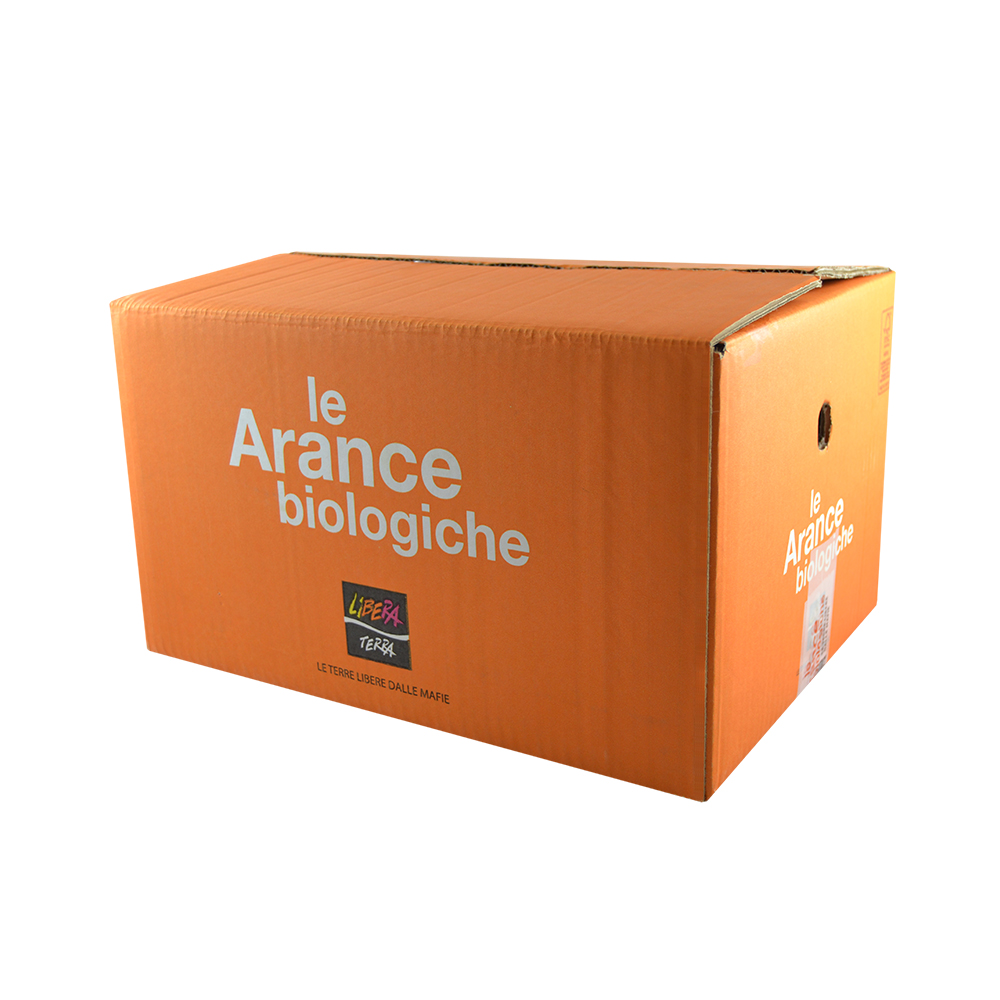 Arance Tarocco Biologiche (Box da 10 Kg)