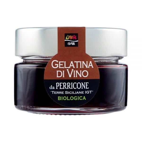 Gelatina di Vino Biologica da Perricone IGT 100g