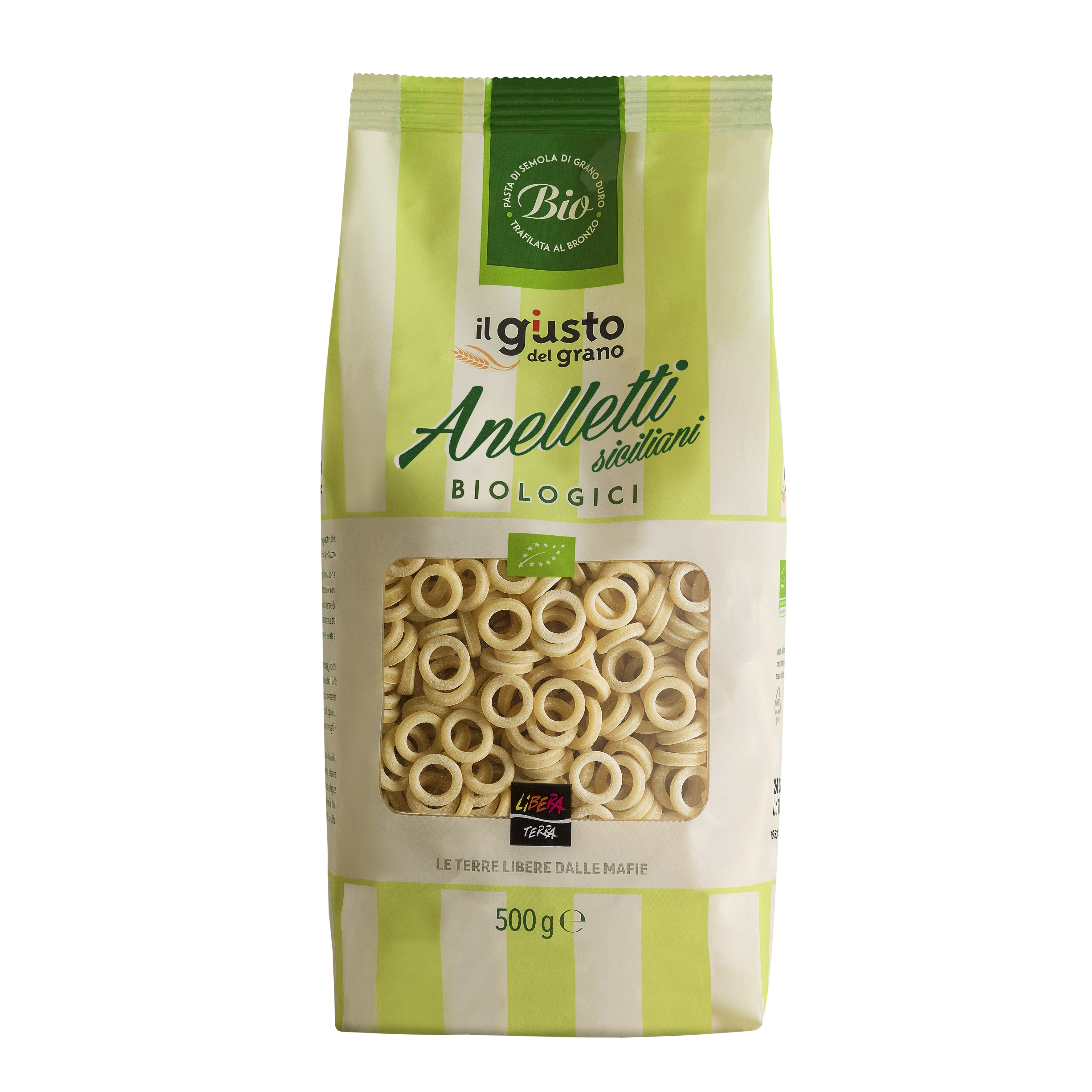 Anelletti Siciliani Biologici 500g