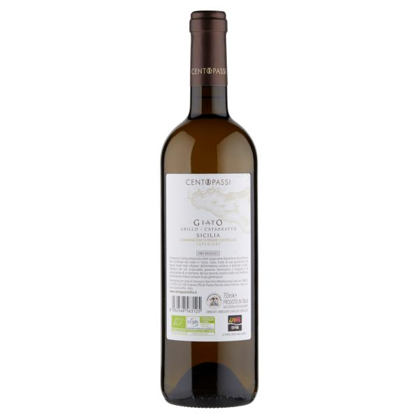 Giato Grillo-Catarratto – Sicilia DOC Superiore 2018 75cl