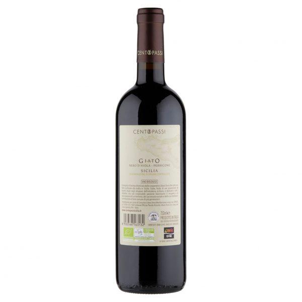 Giato Nero d'Avola-Perricone – Sicilia DOC 2018 75cl