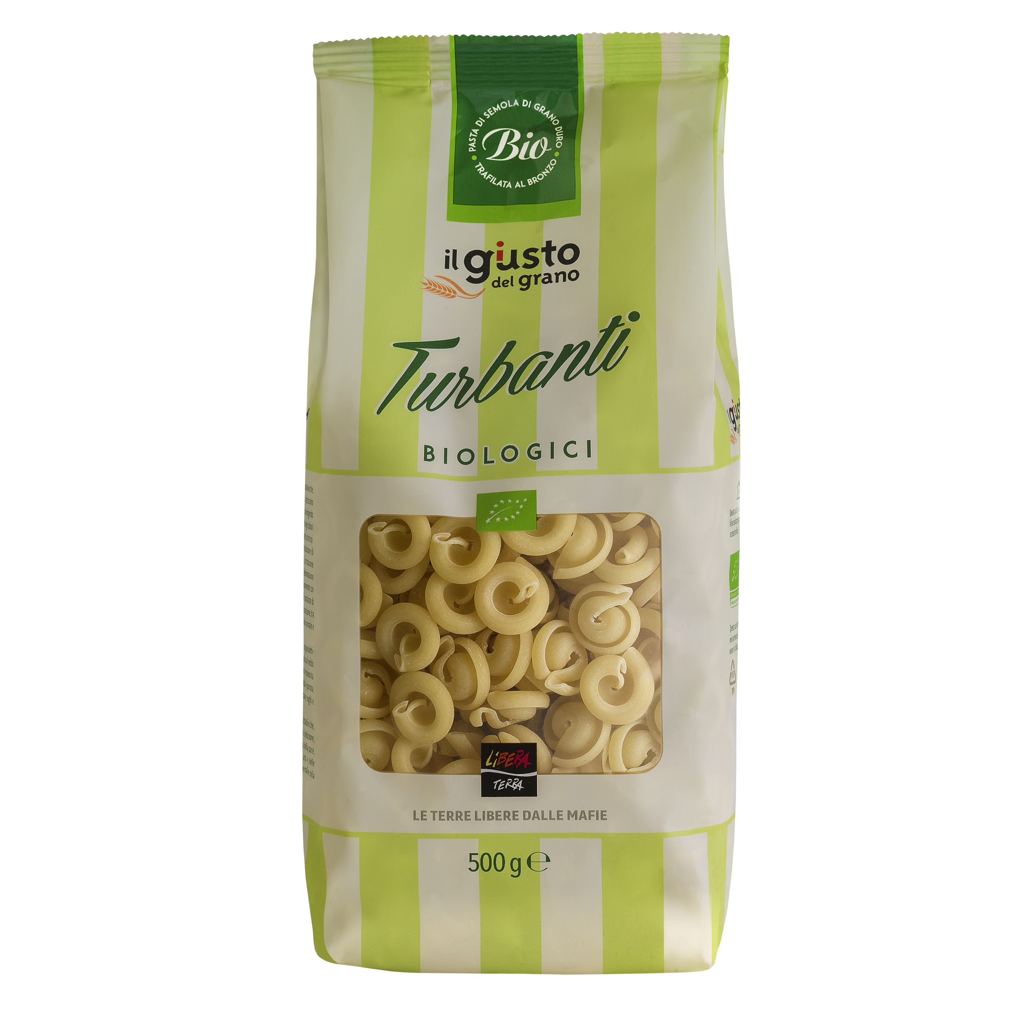 Turbanti Biologici 500g