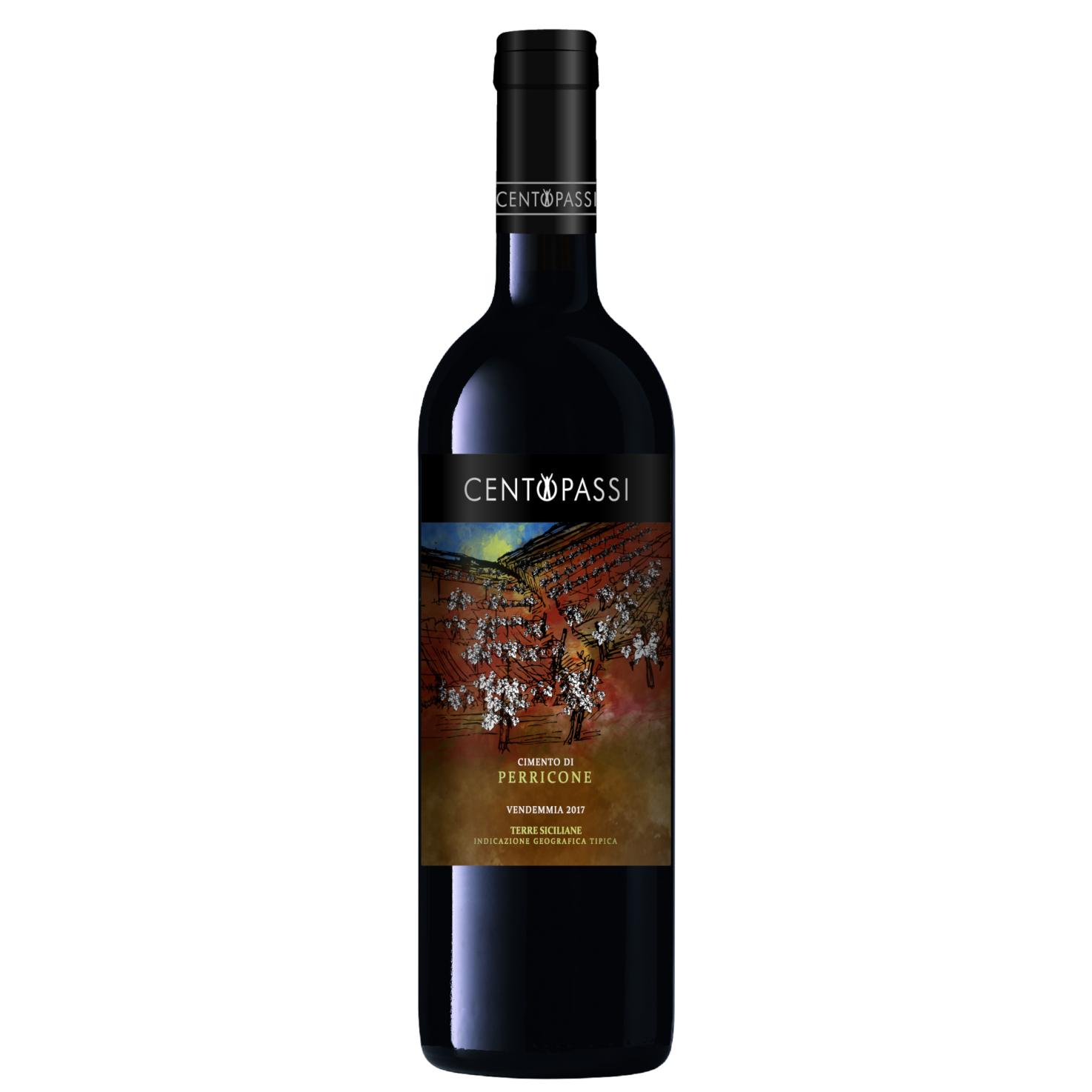 Perricone – Cimento Di Perricone – Terre Siciliane IGT 2017 75cl