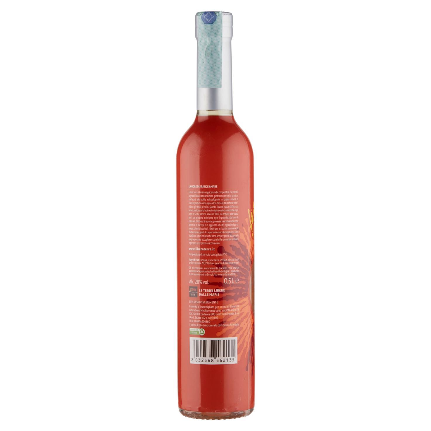 Liquore di Arance Amare 50cl