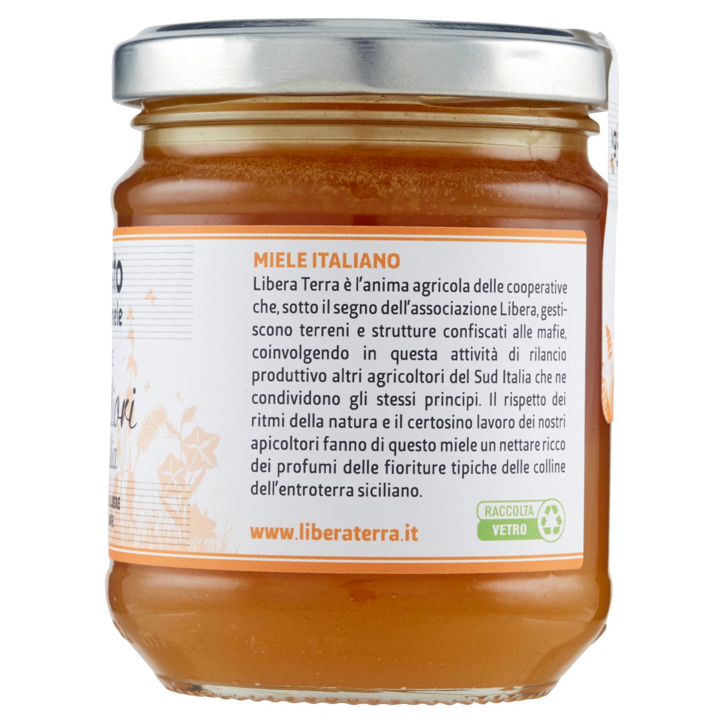 Miele Millefiori di Sicilia 250g