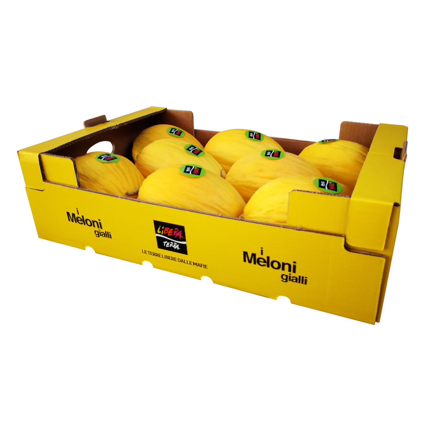 Meloni Gialli Biologici