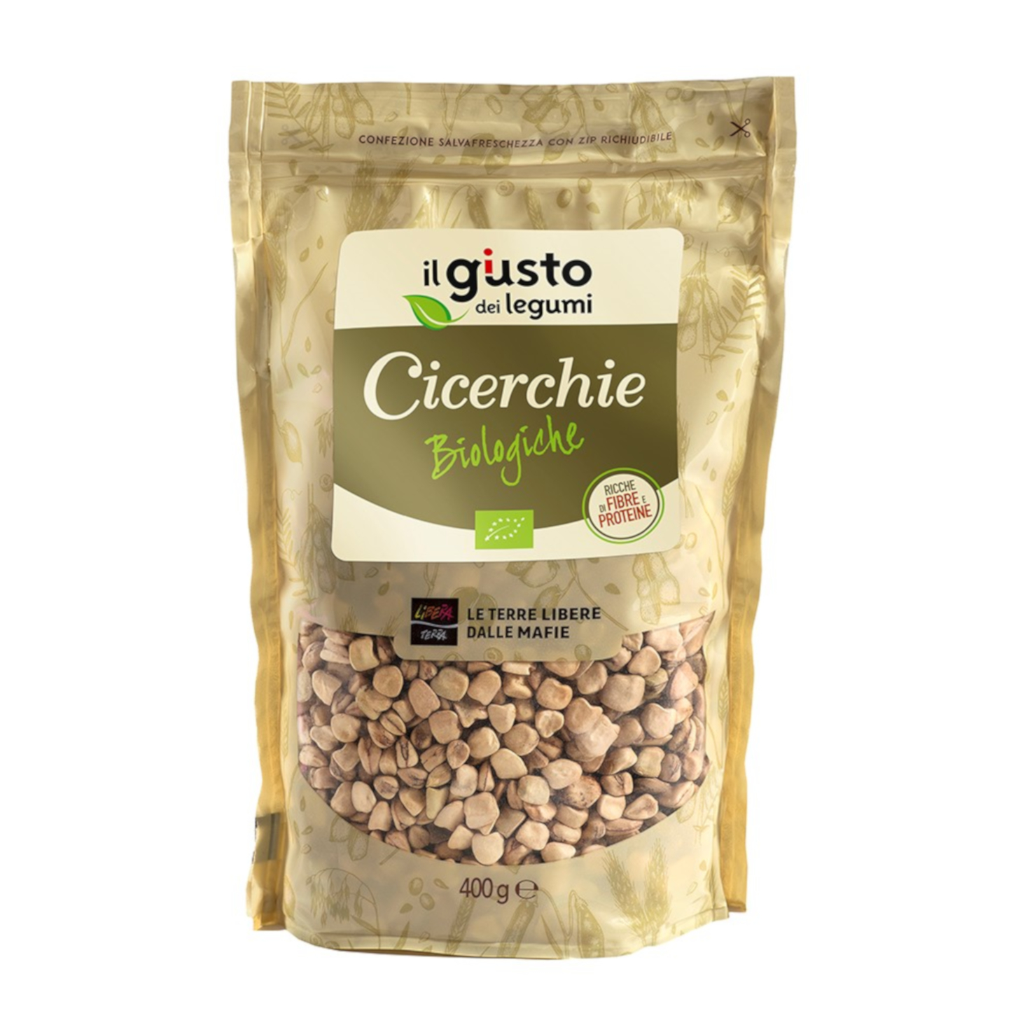 Cicerchie  Biologiche 400g