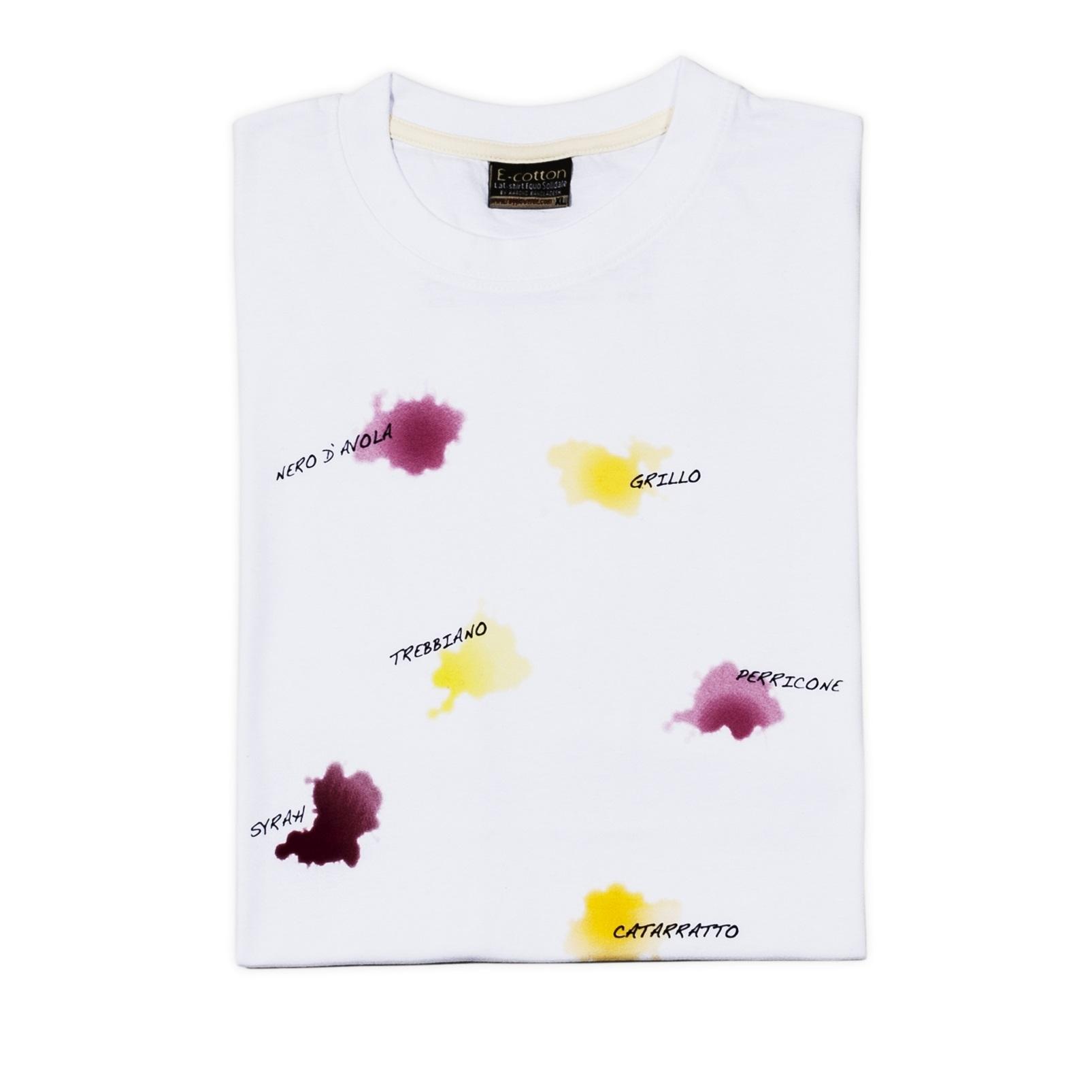 T-shirt Schizzi di Vino Donna