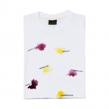 T-shirt Schizzi di Vino Uomo