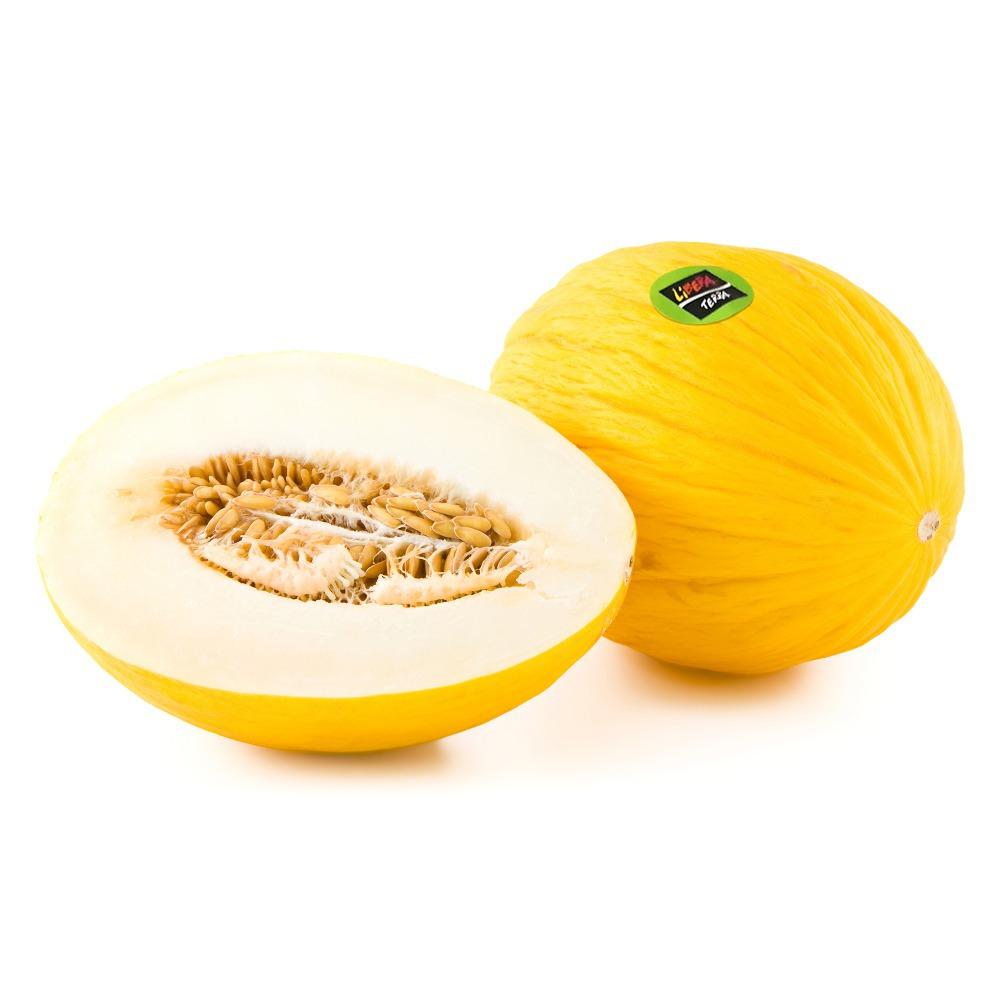 Meloni Gialli Biologici Grandi Quantità (in cassette da 15 kg)