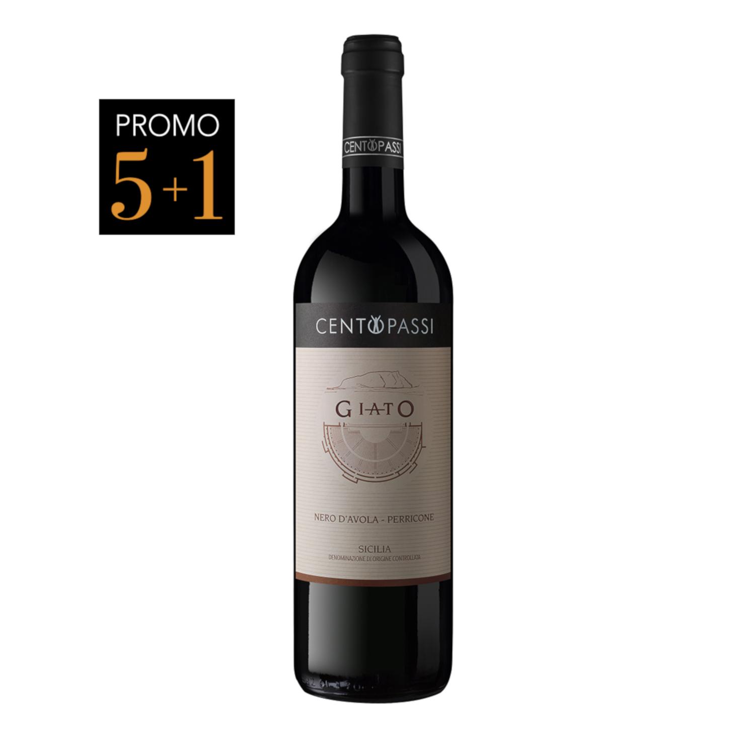 Giato Nero d'Avola-Perricone – DOC Sicilia 2020 75cl