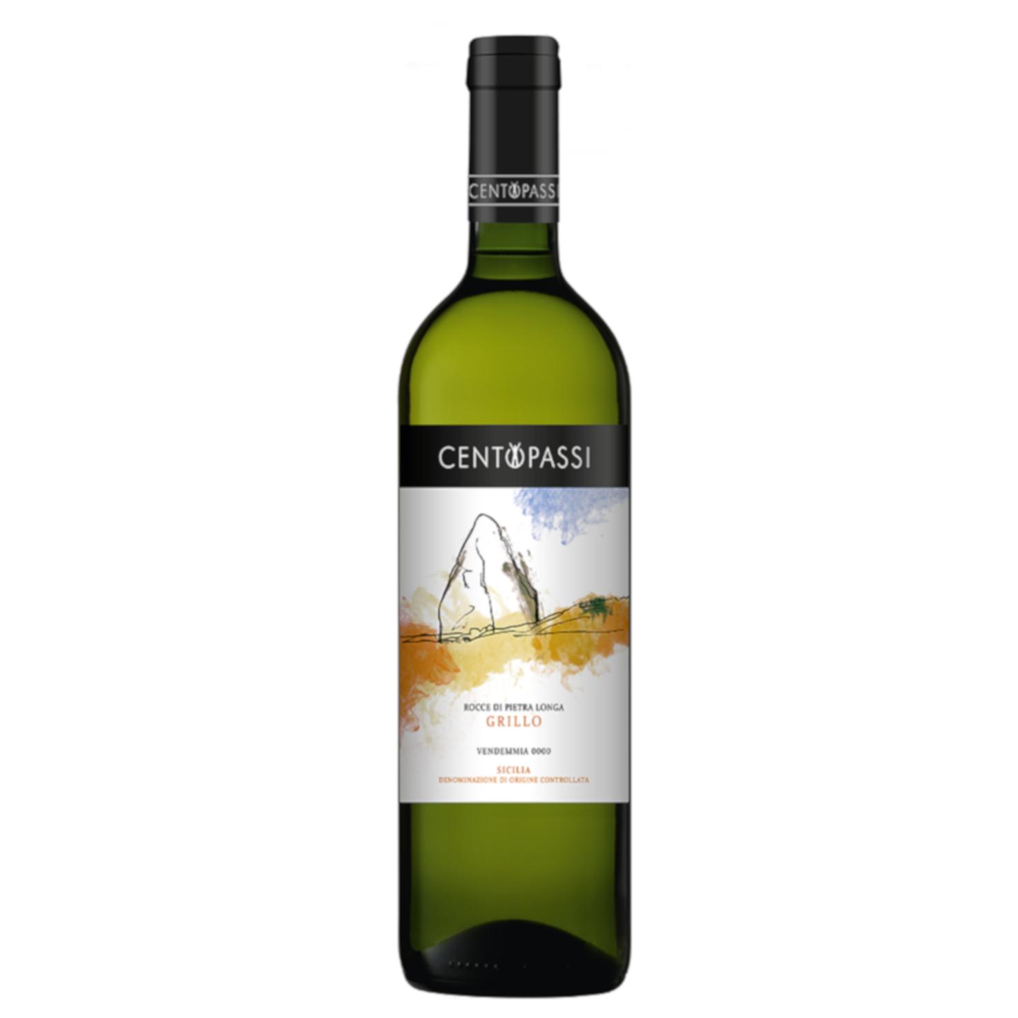 Grillo – Rocce Di Pietra Longa – DOC Sicilia 2020 75cl